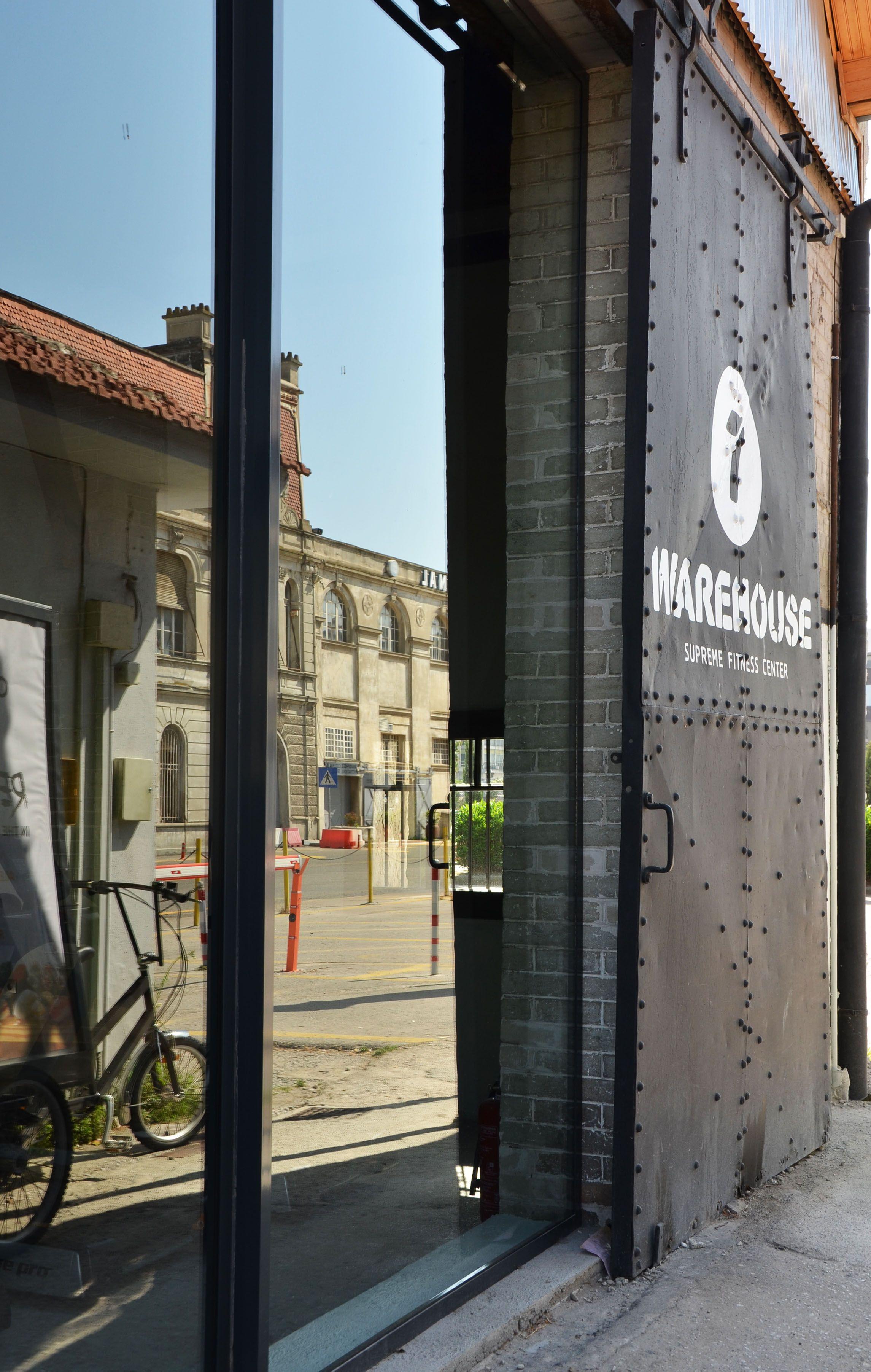The Original Warehouse Entrance Door