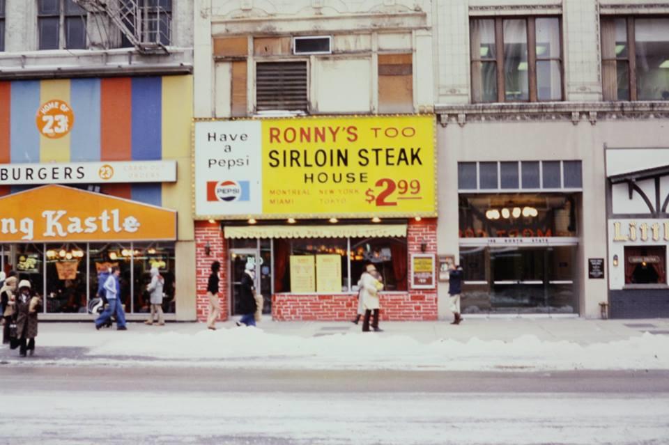 King Kastle Restaurant Next Door To Ronny S Steak House Too On