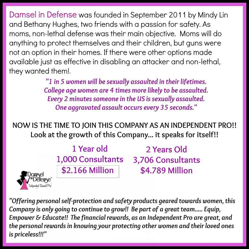 DAMSEL IN DEFENSE  ~ Stun Guns ~ Pepper Sprays ~ Personal Safety ~    www.mydamselpro.net/khudak  www.facebook.com/nepa.damsel nepa.damsel@yahoo.com