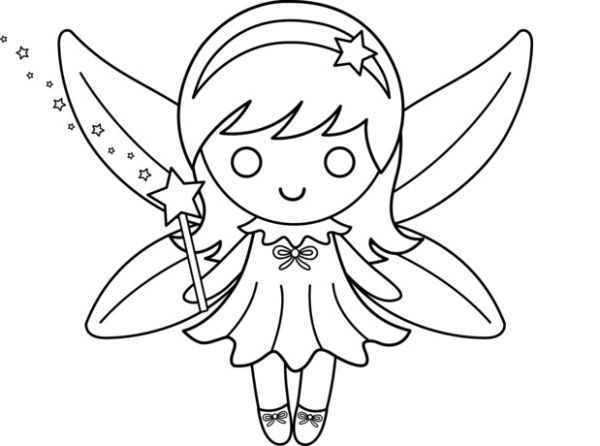 Fairy Coloring Pages Fairy Coloring Pages Fairy Drawings Fairy Coloring