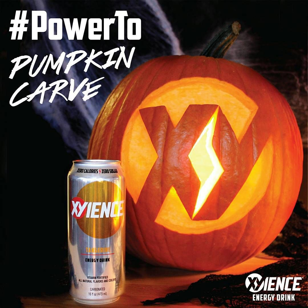 CONTEST! Show us your best carved pumpkin for a chance to win a @xyience swag bag! See our Facebook page for more info. www.facebook.com/xyience #PowerTo Pumpkin Carve!