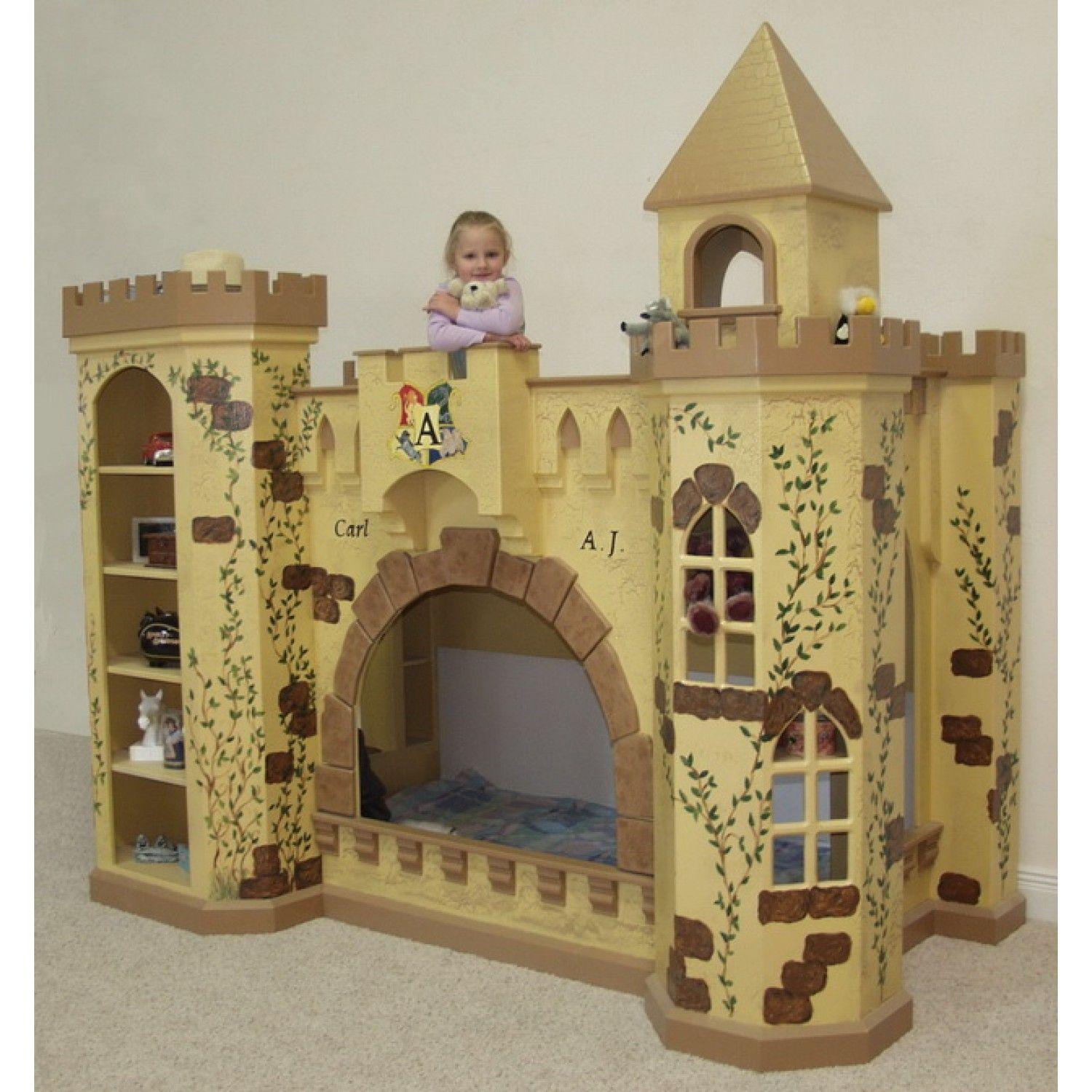 Best Castle Beds For Girls 2 Home Building Plans For A 400 x 300