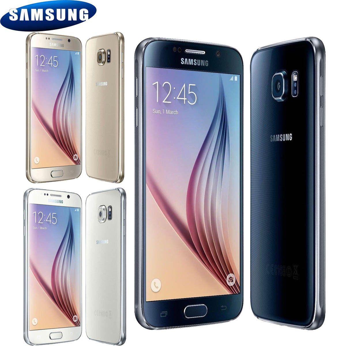 New Samsung Galaxy S7 Edge S6 Note 4 5 Gsm Lte Quad Core G935 128 Gb Smartphone 32gb