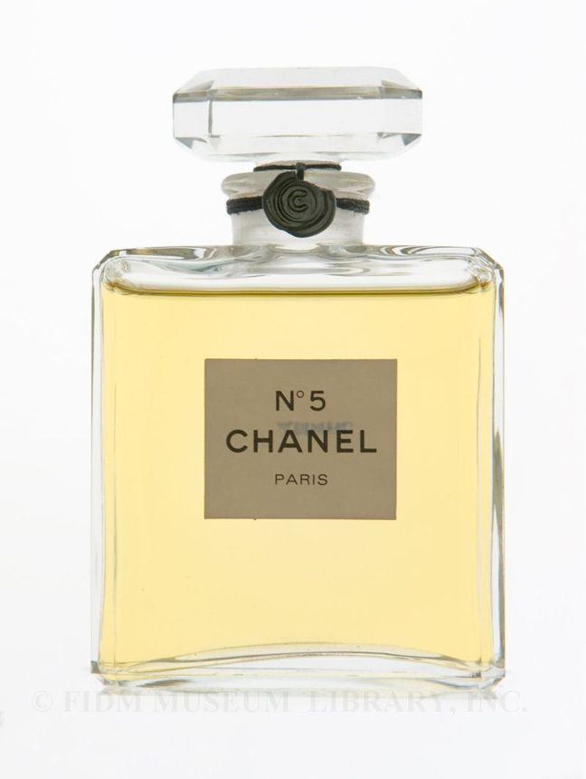 Chanel 5 Sarah Had This Weird Smell Like Baby Powder But If The