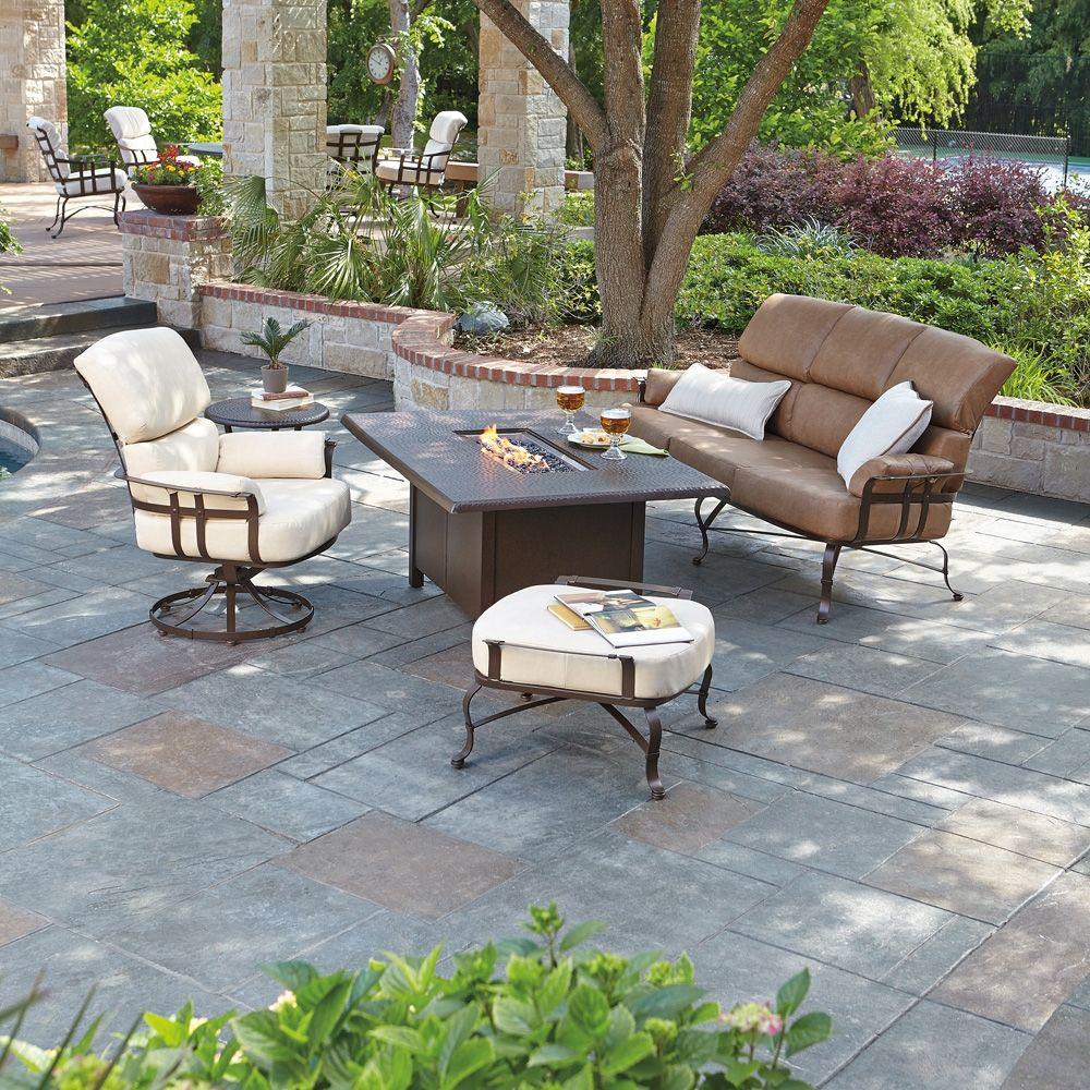 woodard iron furniture mi of wrought vintage sale full owosso info size patio