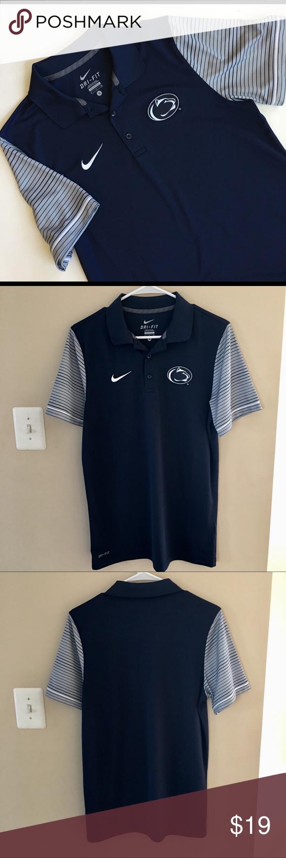 Nike Penn State Polo In 2018 My Posh Picks Pinterest Designer