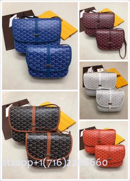 Product 508 Goyard Goyardine Belvedere New Messenger Bag 28cm Bags Goyard Messenger Bag