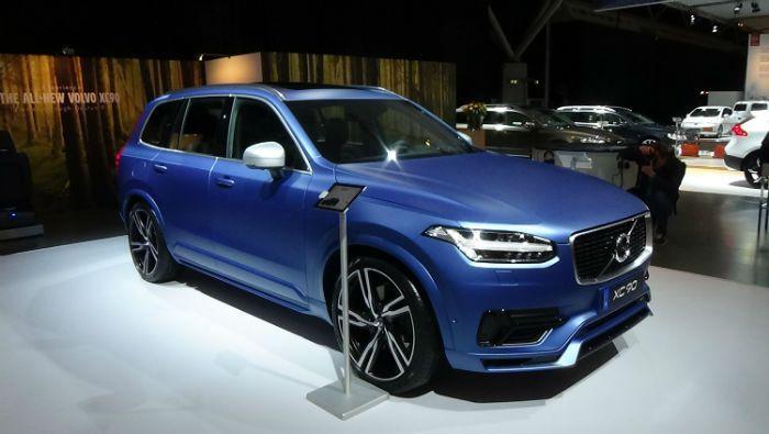 2017 Volvo Xc90 Hybrid T8 R Design