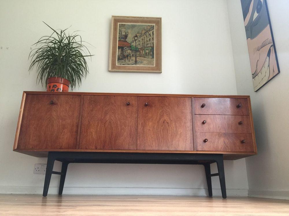 Vintage Mid Century 50/60's Vesper Gimson & Slater Ltd Sideboard in Antiques,  Antique. Antique Furniture For Sale On Ebay ... - Ebay Antique Furniture For Sale Antique Furniture