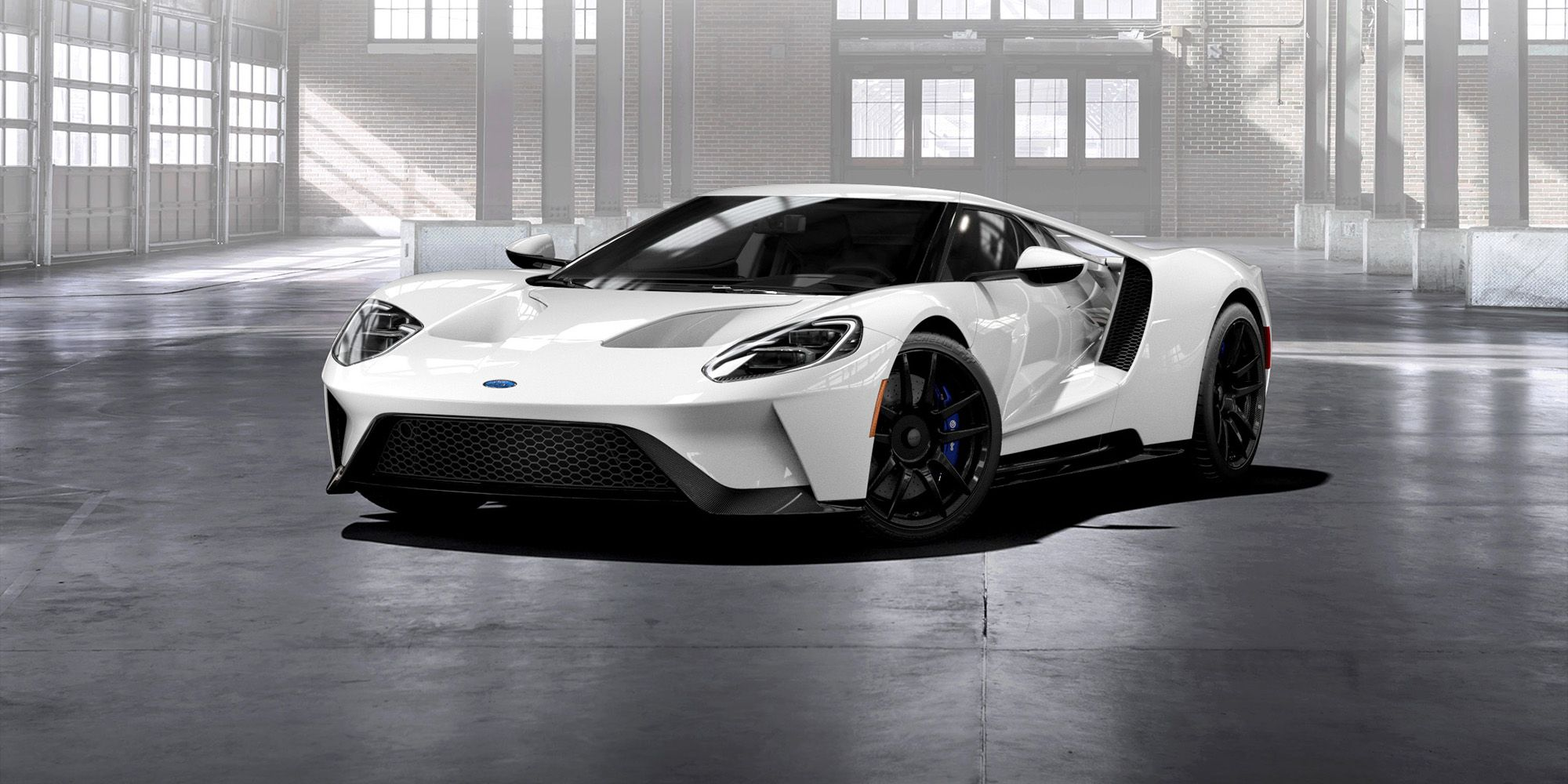Ford Gt First Official Production Car Images