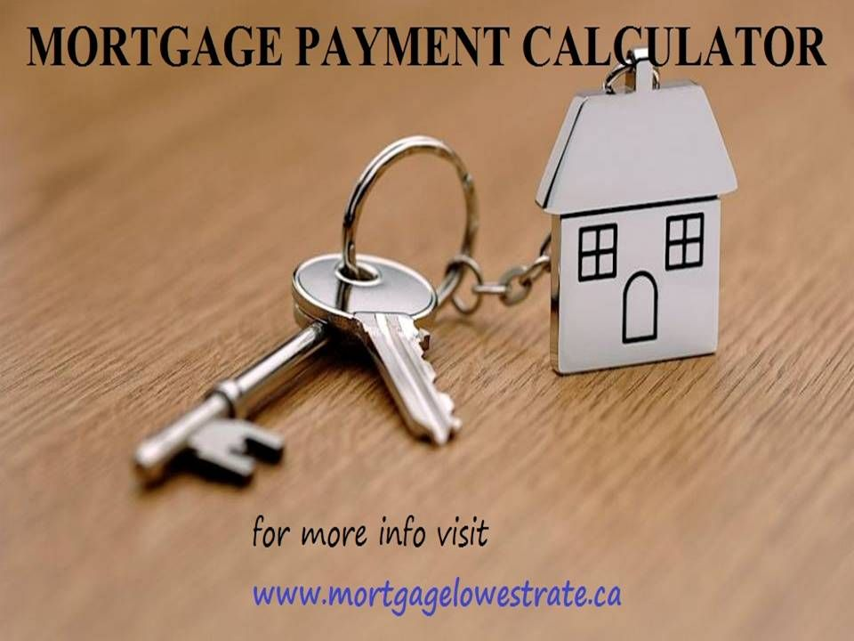 Our mortgage payment calculator calculates your monthly