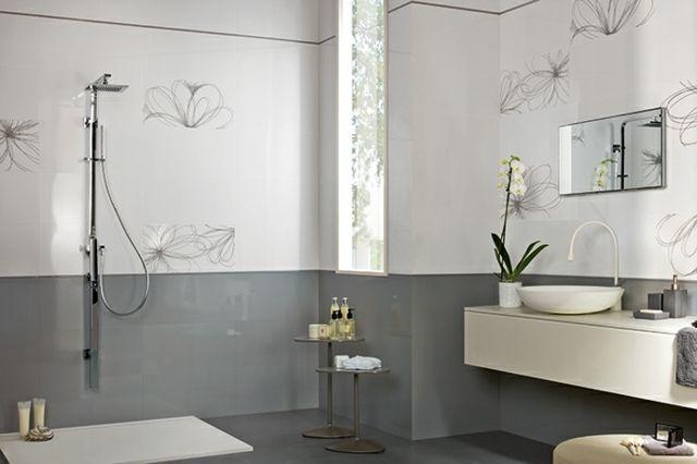 Carrelage mural salle de bains - 87 idées élégantes - salle de bain carrelee