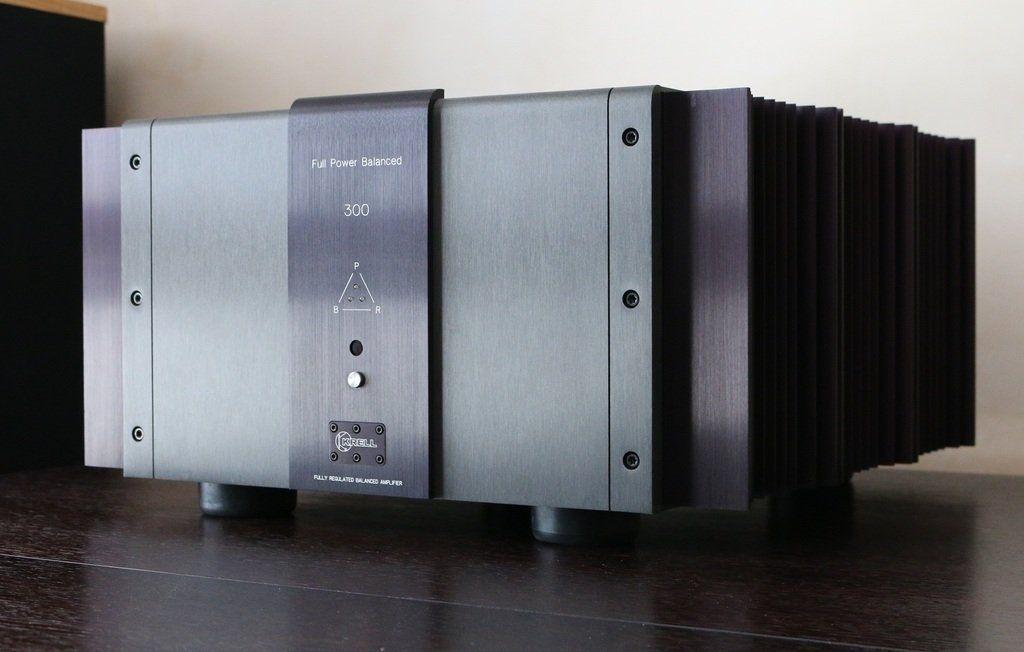 Krell Fpb 300 Full Power Balanced Power Amplifier 6646081472 Oficjalne Archiwum Allegro Power Amplifiers Amplifier Diy Audio Projects