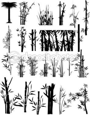 Image Result For Bamboo Shamrock Tattoo Canvas Hide Pinterest