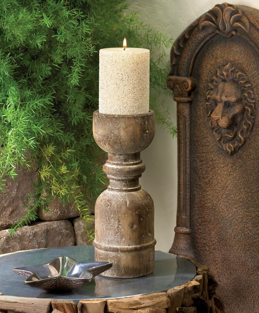 Old world candle holder wholesale at koehler home decor home
