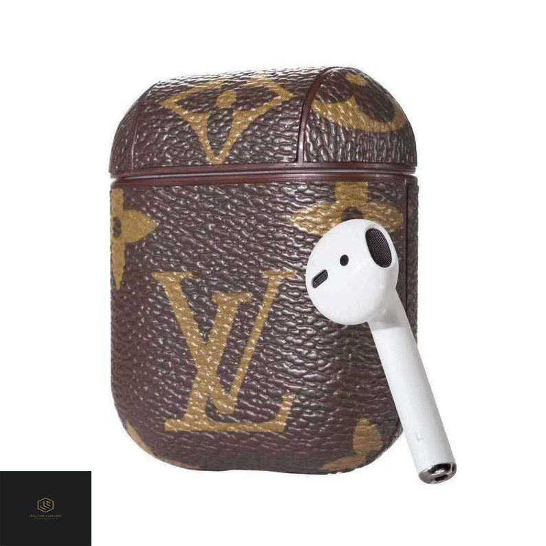 Handmade Louis Vuitton Monogram Airpod Case Gucci Lv Etsy