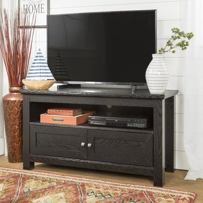 Birch Lane Heritage Dunmore Wood Cabinet Tv Stand For Tvs Up To