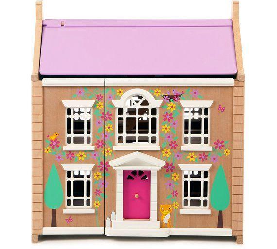 Buy Tidlo Wooden Tidlington Dolls House At Argos Co Uk Your Online