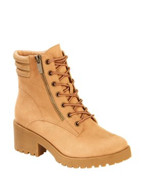 lace up boots walmart