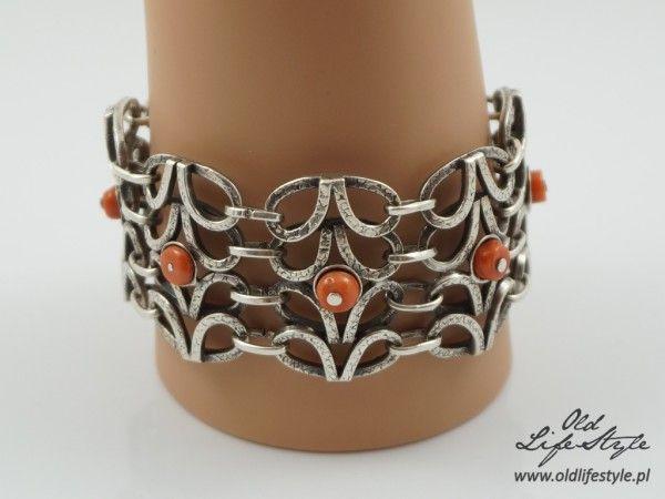 Bransoleta Orno Korale Polish Jewelry Jewelry Leather Bracelet