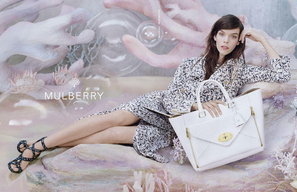 Mulberry SpringSummer 2013 Campaign
