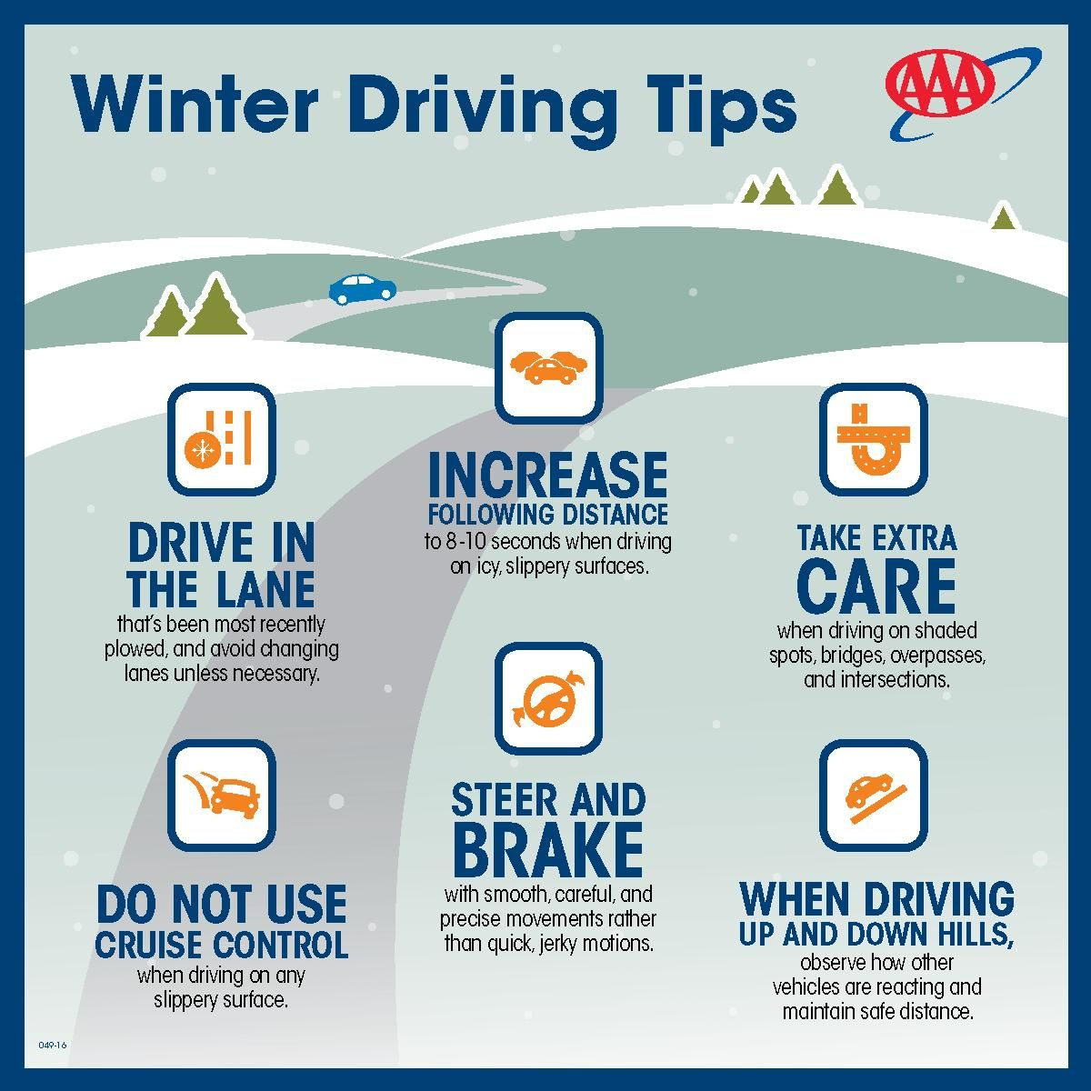 Winter safety tips for truck drivers - Use These Winter Driving Tips To Keep You Safe Staying Home Is The Safest Option