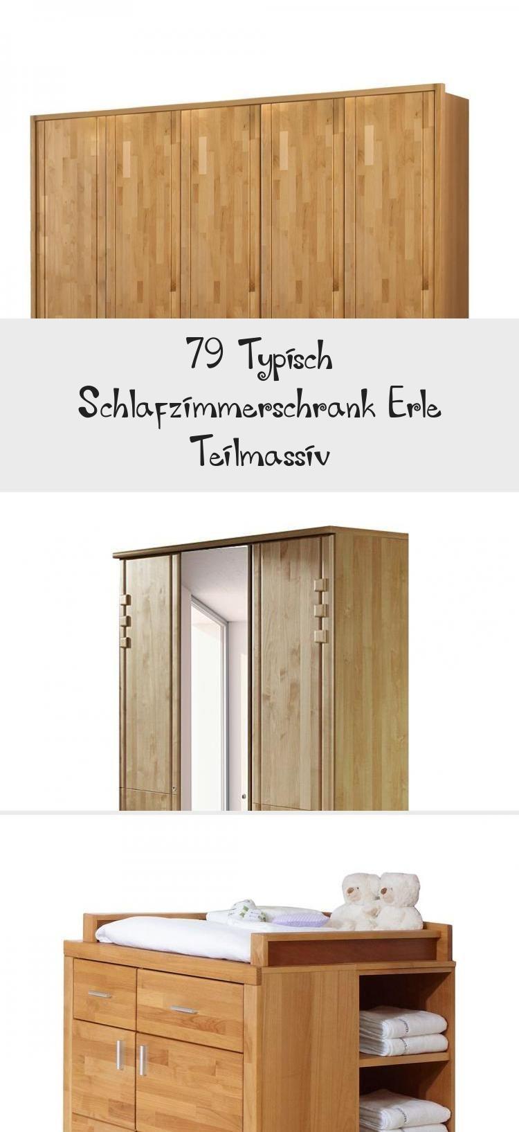 79 Typisch Schlafzimmerschrank Erle Teilmassiv Dekorationkommode In 2020 Decor Furniture Home