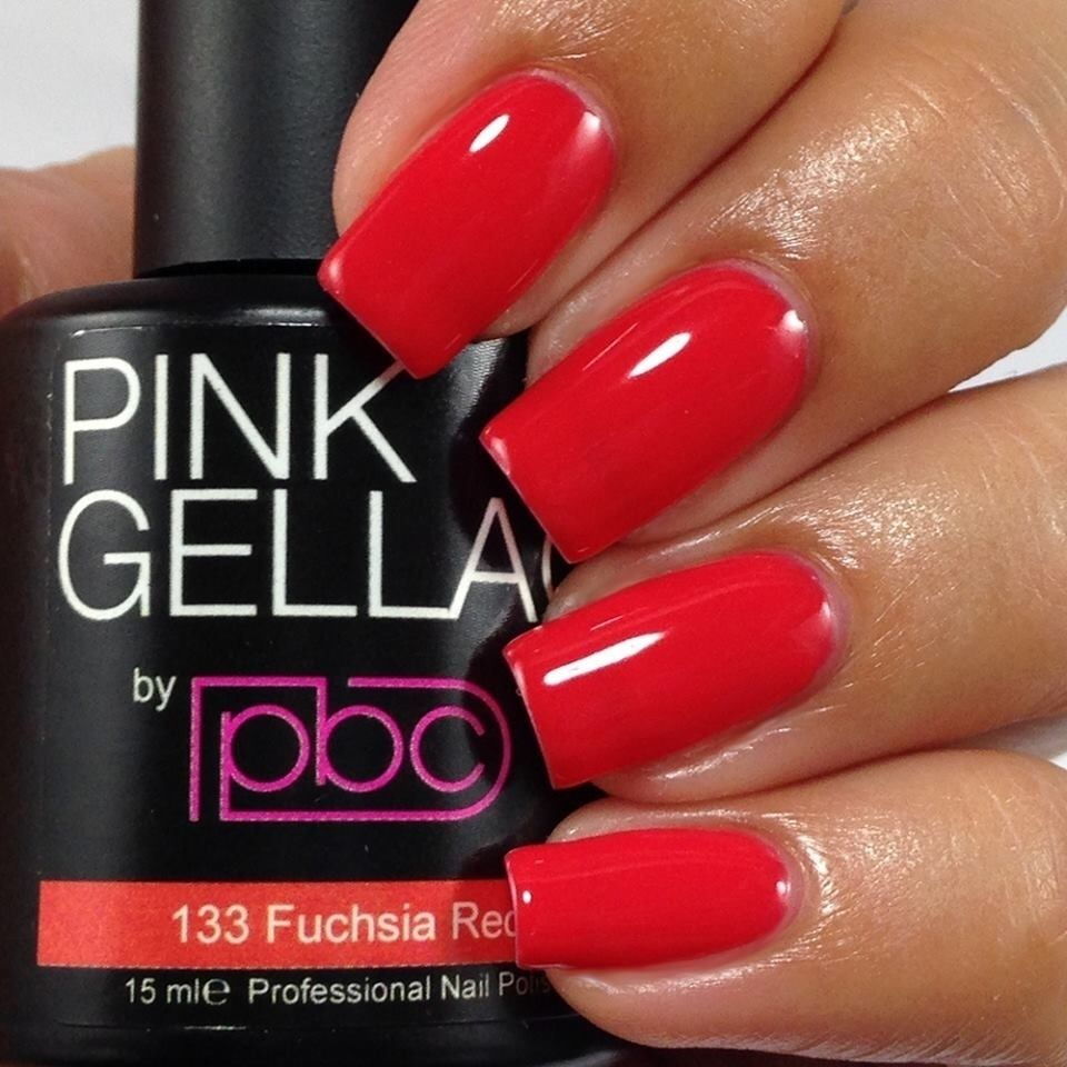 Pin by Pink Beauty Club on All 50 Pink Gellac Colors | Pinterest