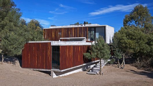 Gallery of MR House / Luciano Kruk Arquitectos - 7 Macs and House