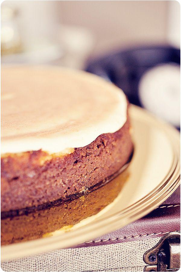 Cheesecake fruits de la passion citron vert food pinterest cheesecakes fruit creations - Cheesecake fruit de la passion ...