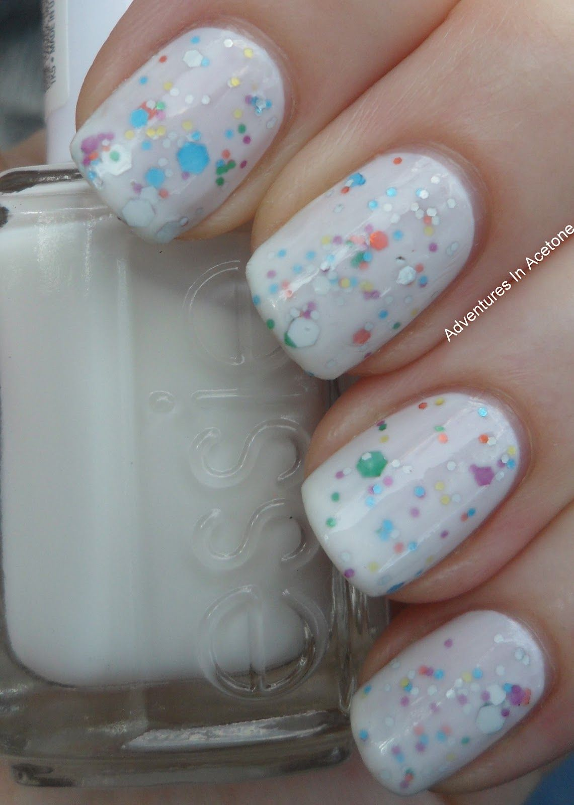 Adventures In Acetone: Challenge Day 12: Poptart Nails! Jelly ...