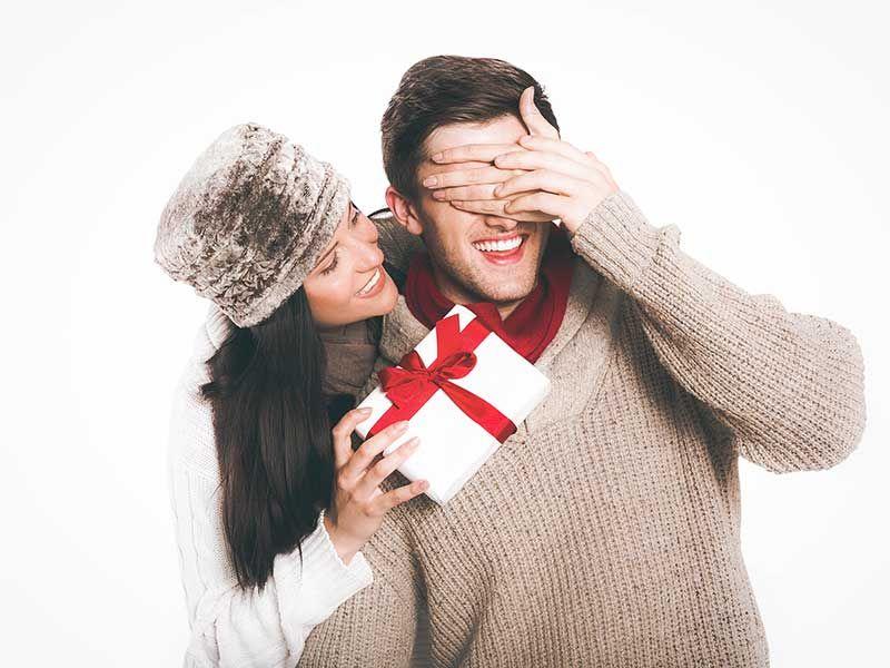 Tylko randkowe pomysły na prezenty świąteczne