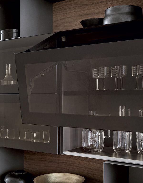 Kitchens Varenna Phoenix Home Kitchen Glass Kitchen