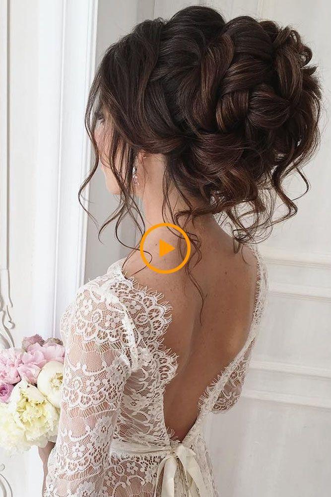25 Leren Borduren Voor Beginners Het Ebook Sticken Leren Borduren In 2020 Elegant Wedding Hair Unique Wedding Hairstyles Wedding Hair Inspiration