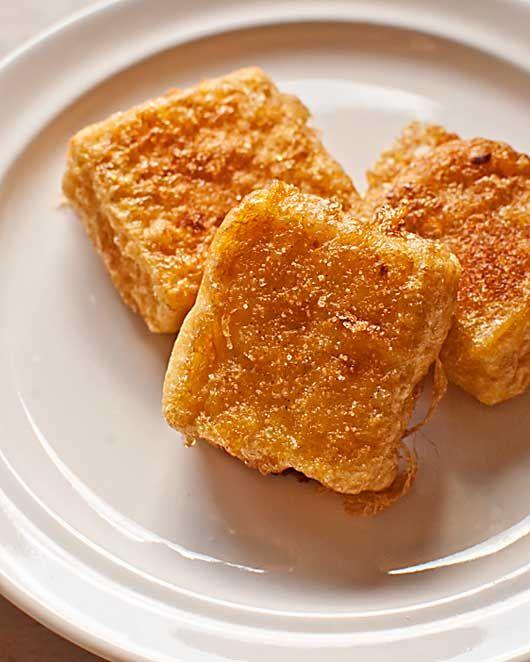 Frita de lait cuisine l g re du monde pinterest cuisine l g re les sal s et en espagne - Cuisine legere thermomix ...
