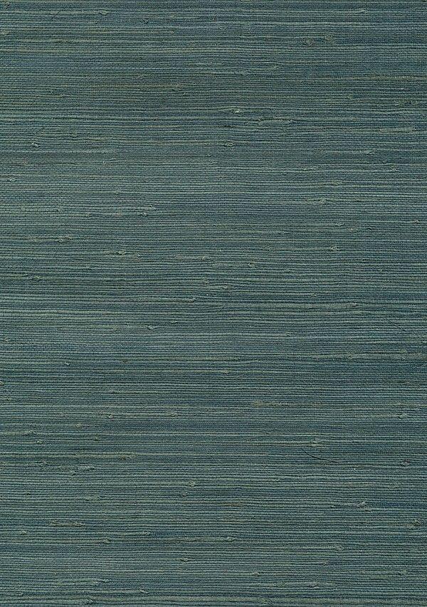 Teal Toned Grasscloth Wallpaper 5365432 Wallpaper