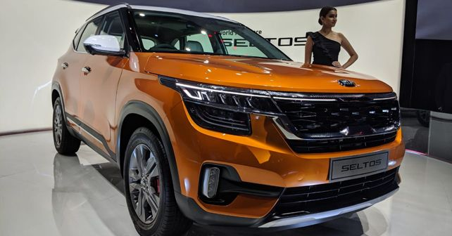 Kia Seltos unveiled; to be priced between ₹ 1117 lakh autoX