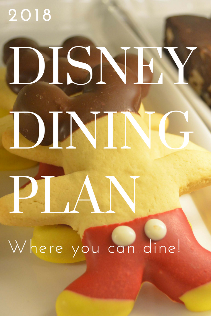 I Have Put Together A List Of The Disney Dining Plan Restaurants And Also Details About Diffe Plans