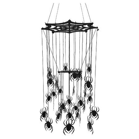 Halloween 3d hanging spiders chandelier spritz halloween parties halloween 3d hanging spiders chandelier spritz aloadofball Gallery