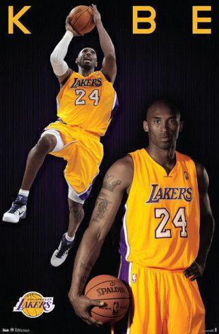 Kobe Bryant Los Angeles Lakers Prints Allposters Com Kobe Bryant Lakers Kobe Kobe Bryant Los Angeles