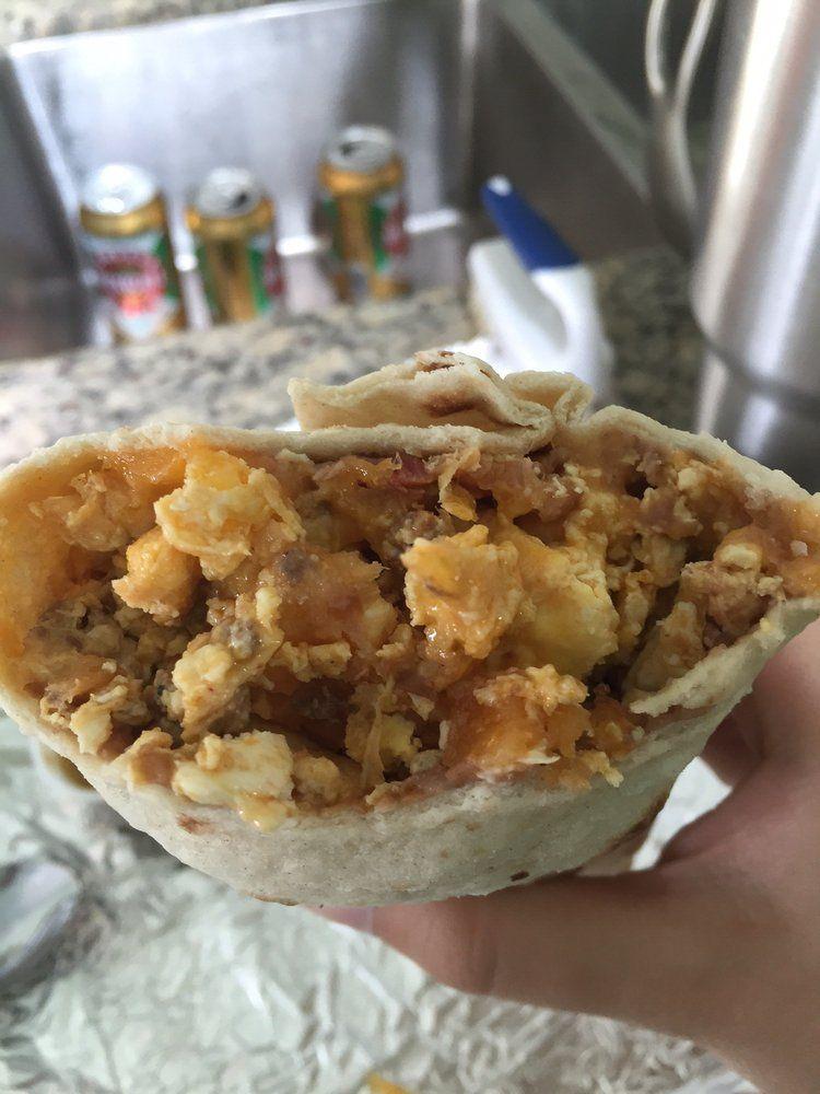 Bronco Burritos Galveston Tx United States Bronco Burrito