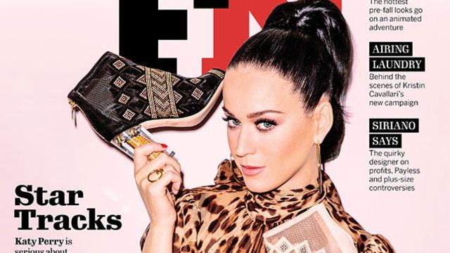 Mode: Katy Perry lance sa collection de chaussures - People
