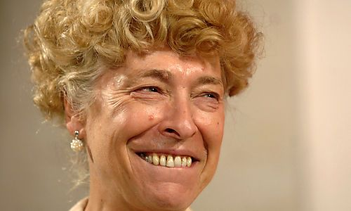 unsharp Gesine Schwan | Gesine schwan, Bundespräsident, Rücktritt