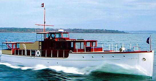 scout 1930 73 39 commuter classic wooden boats pinterest yachten. Black Bedroom Furniture Sets. Home Design Ideas