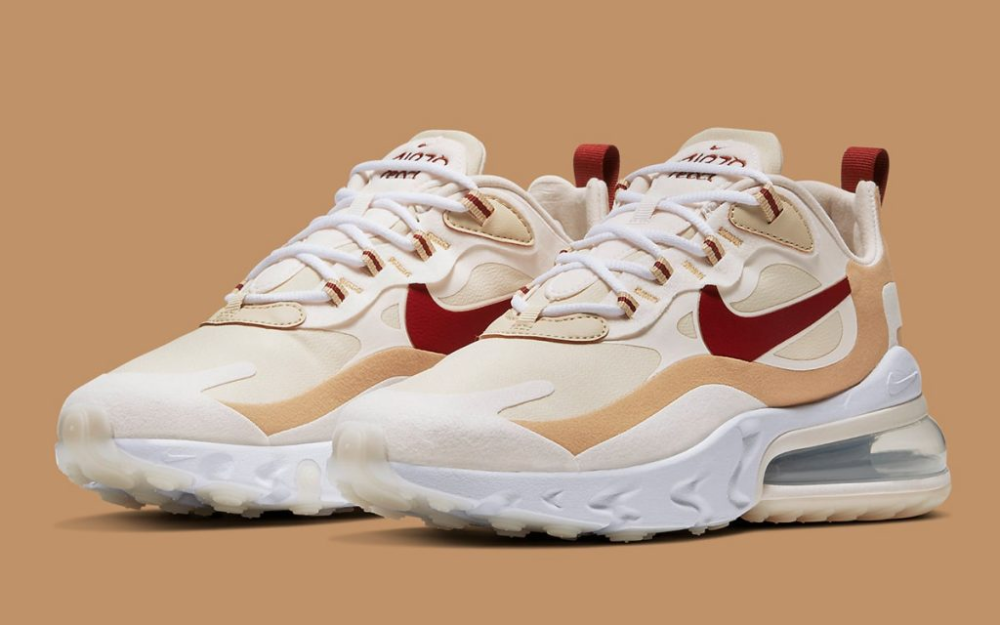 Available Now This New Nike Air Max 270 React Mimics the