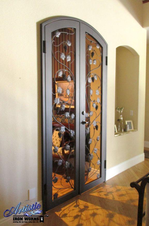Wine Cellar Doors Wine Cellar Door Wine Cellar Wrought Iron