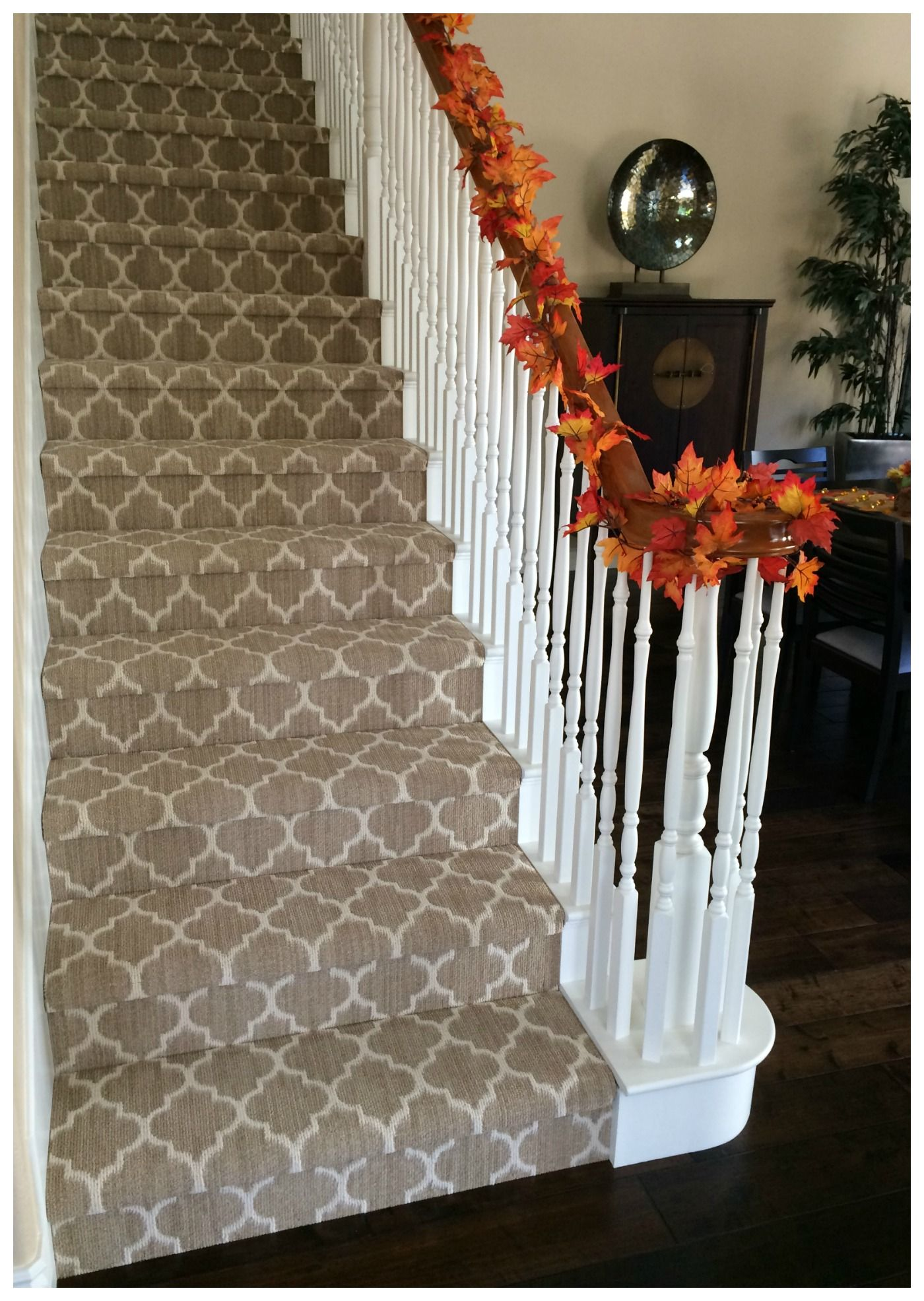Best Taza Windsor Gray A T Staircases Patterned Stair 640 x 480