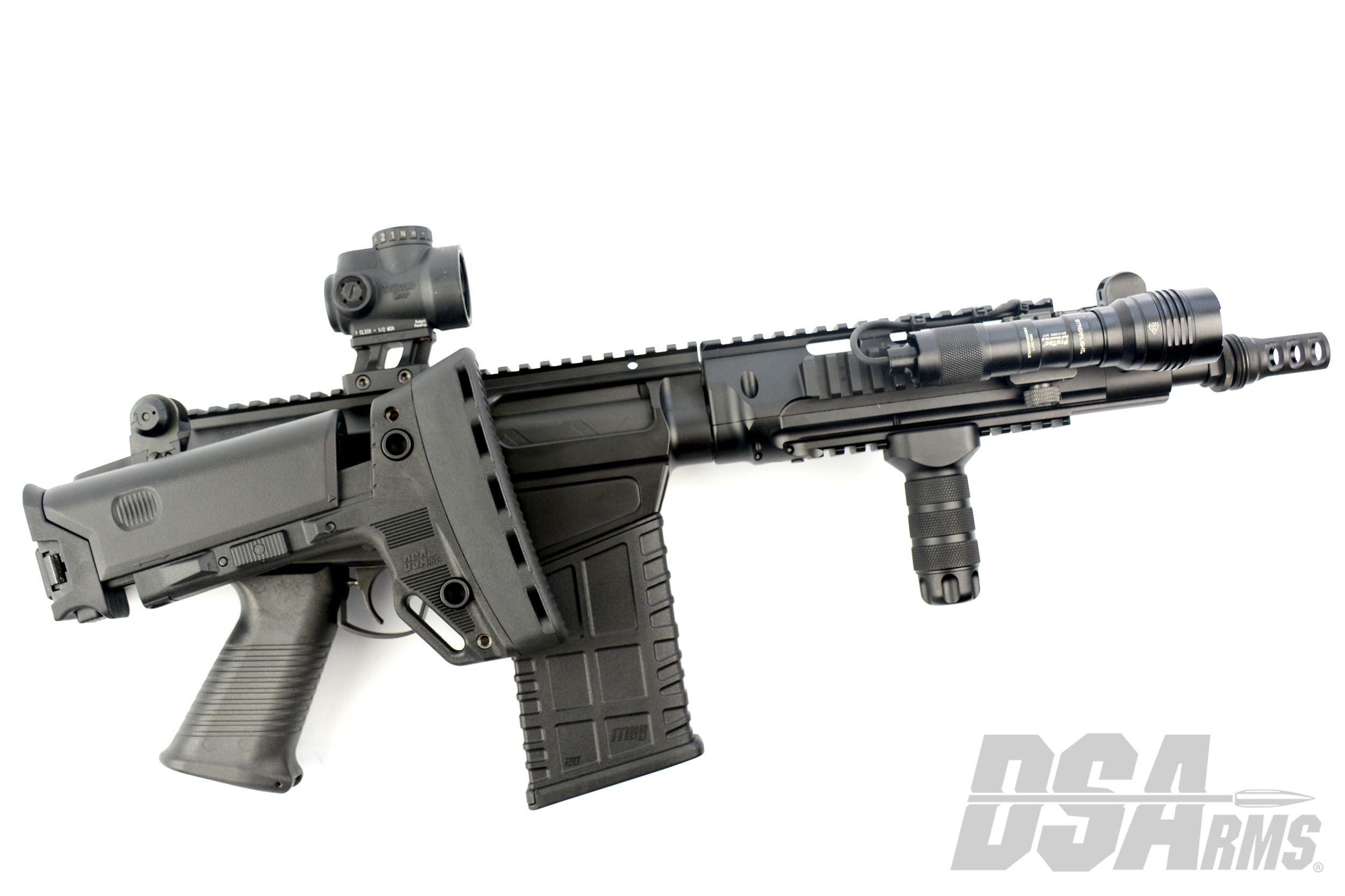 DSA SA58 FAL OSW PISTOL - 11