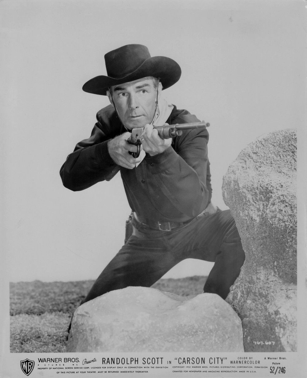 randolph scott westerns youtube