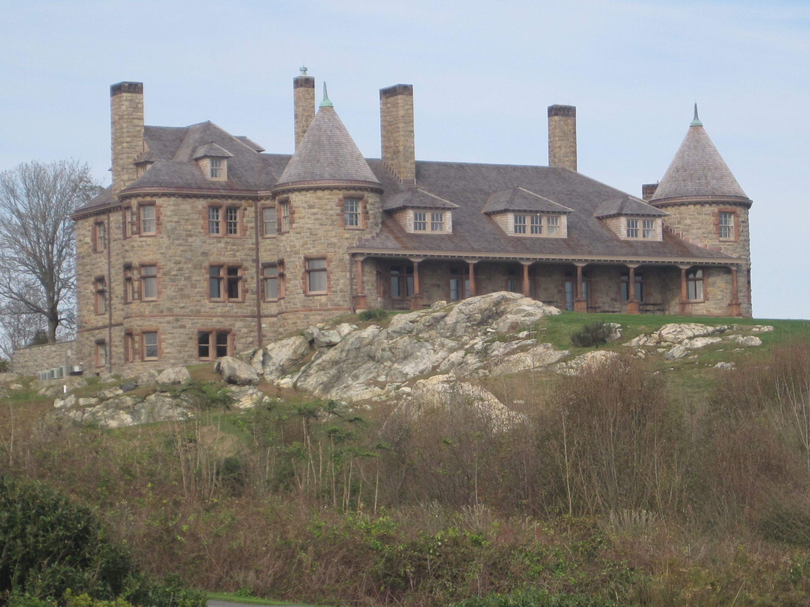A lovely home on Ocean Drive, Newport, RI